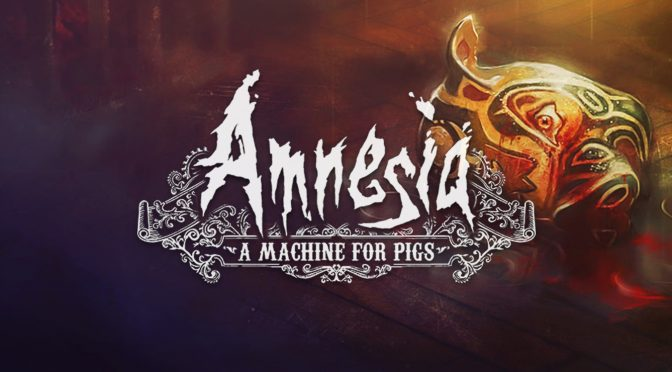 Amnesia: A Machine for Pigs & Kingdom New Lands are free on Epic Games Store