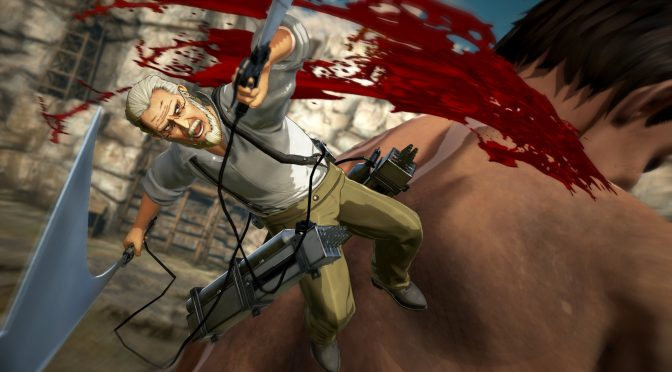 Attack on Titan 2 – Online multiplayer modes and features detailed + New screenshots