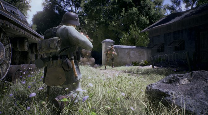 Major update for Battalion 1944 coming on June 12th, will overhaul visuals, sound & competitive mode