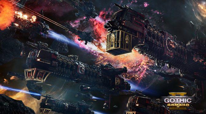 Battlefleet Gothic: Armada 2 has been delayed to January 2019