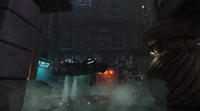 Blade Runner: Revelations is a new VR gaming experience based on the Blade Runner universe