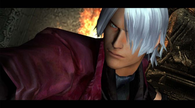 New screenshots released for Devil May Cry HD Collection