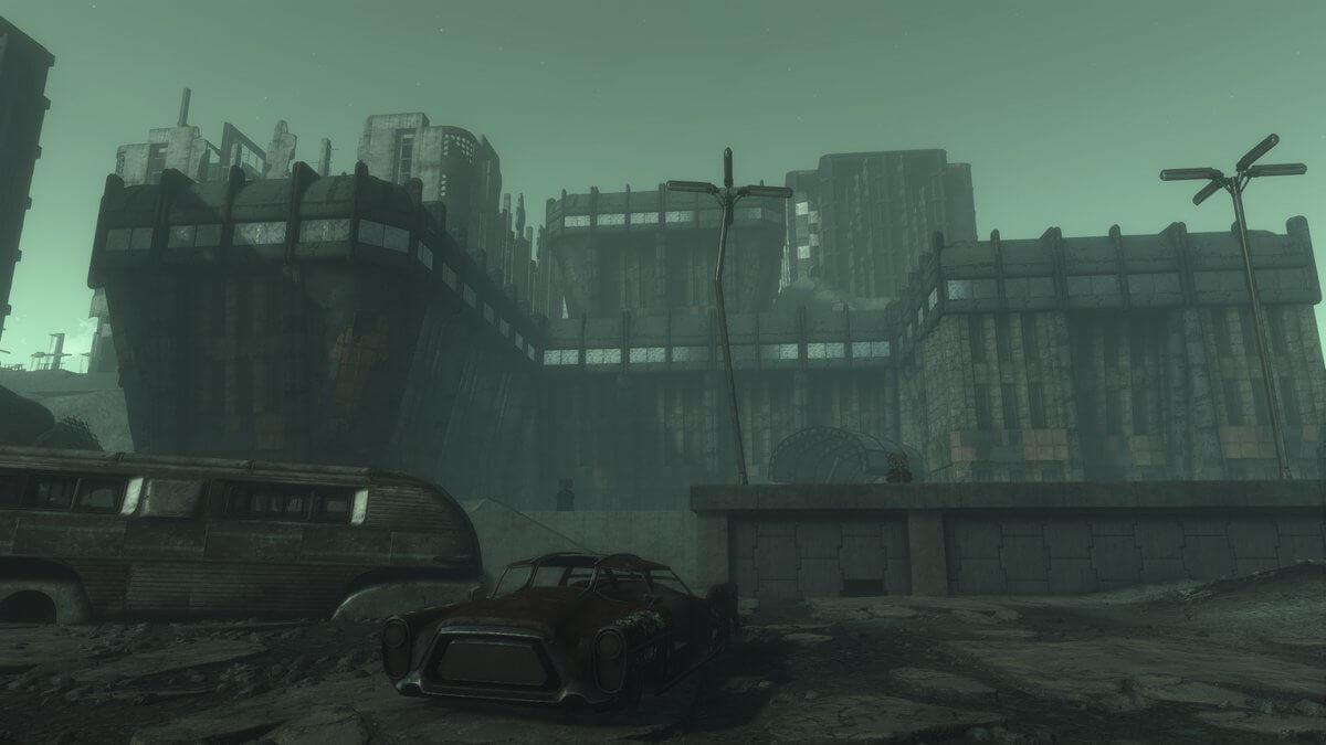 Capital Wasteland Fallout 3 Remake