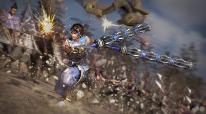Dynasty Warriors 9 PC Update 1.09 is now available, improves mouse camera movement