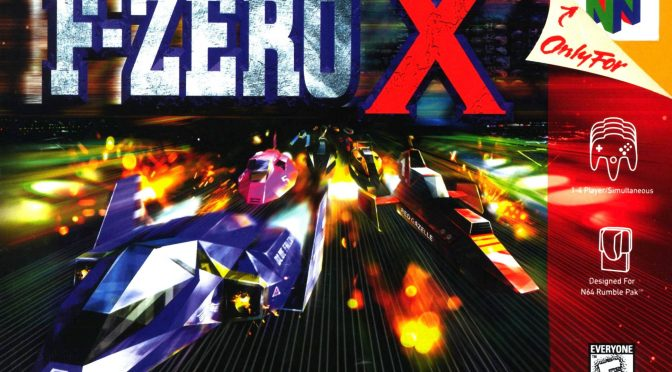 Here is F-ZERO X being recreated in Unreal Engine 4