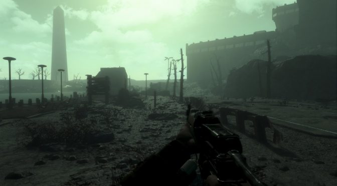 New trailer released for the Fallout 3 Remake in Fallout 4 Engine, Fallout 4: The Capital Wasteland