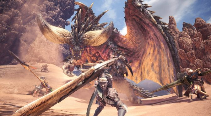 First Monster Hunter World mod released from Kaldaien