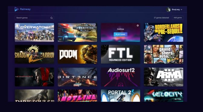 Rainway is a new app that will allow you to stream PC games in any device, open beta launches on January 20th