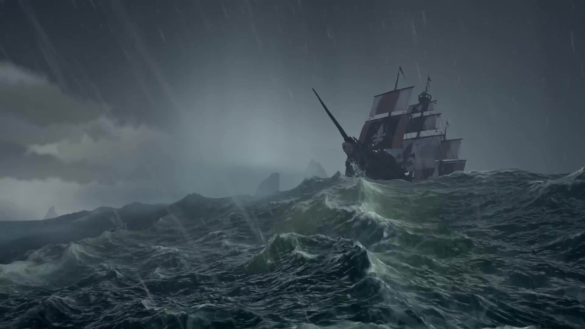Sea of Thieves update 1 03 improves aim down sights