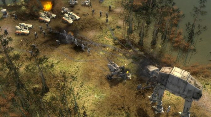 Star Wars: Empire at War developers want to make a triple-A sequel, Electronic Arts remains silent