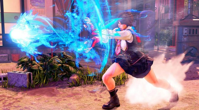 Sakura will be free to play for all Street Fighter V players from January 16th and until January 23rd