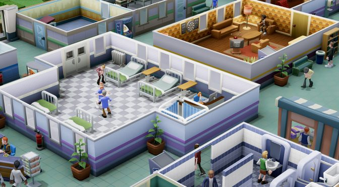 New official Two Point Hospital video shows 8 minutes of gameplay footage