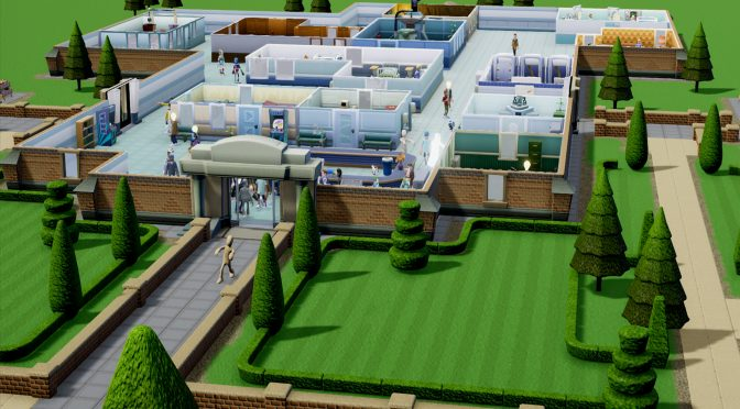Denuvo-protected game, Two Point Hospital, has been cracked prior to its official release