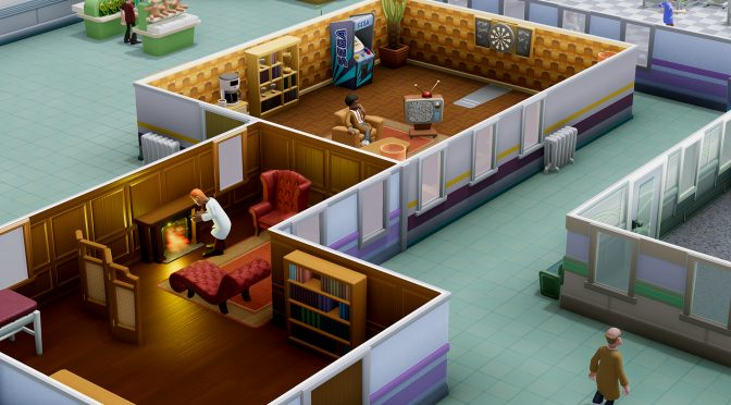 First Two Point Hospital mod allows players to copy entire rooms/cabinets
