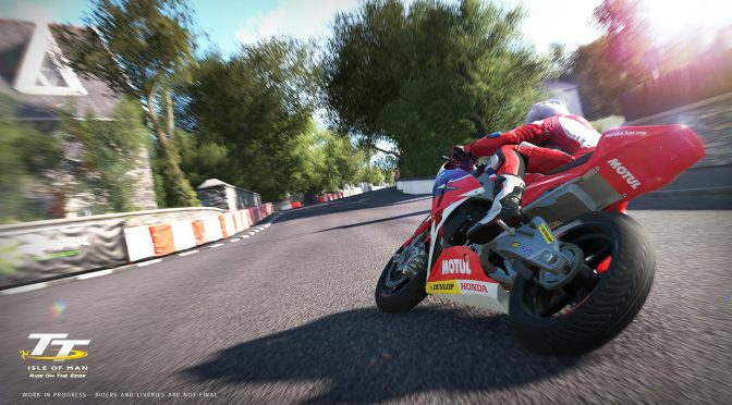 TT Isle of Man gets new trailer & screenshots, releases in March 2018