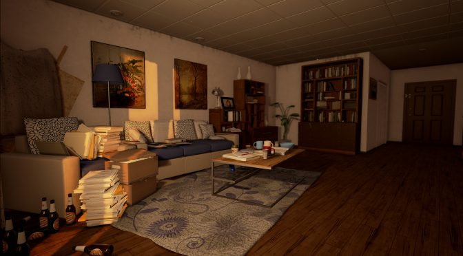 The Apartment is a new first-person psychological thriller, new video shows 13 minutes of gameplay footage
