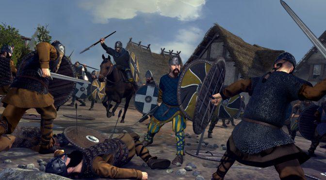 New in-engine trailer for Total War Saga: Thrones of Britannia