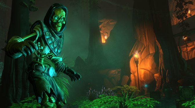 New screenshots released for Unity Engine-powered Underworld Ascendant