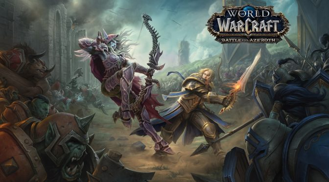 World of Warcraft: Battle for Azeroth Official PC System Requirements