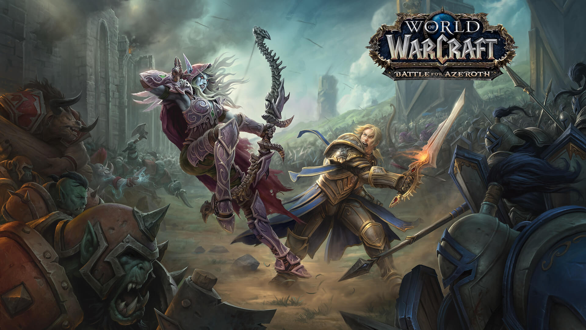 World Of Warcraft Battle For Azeroth Official Pc System Requirements