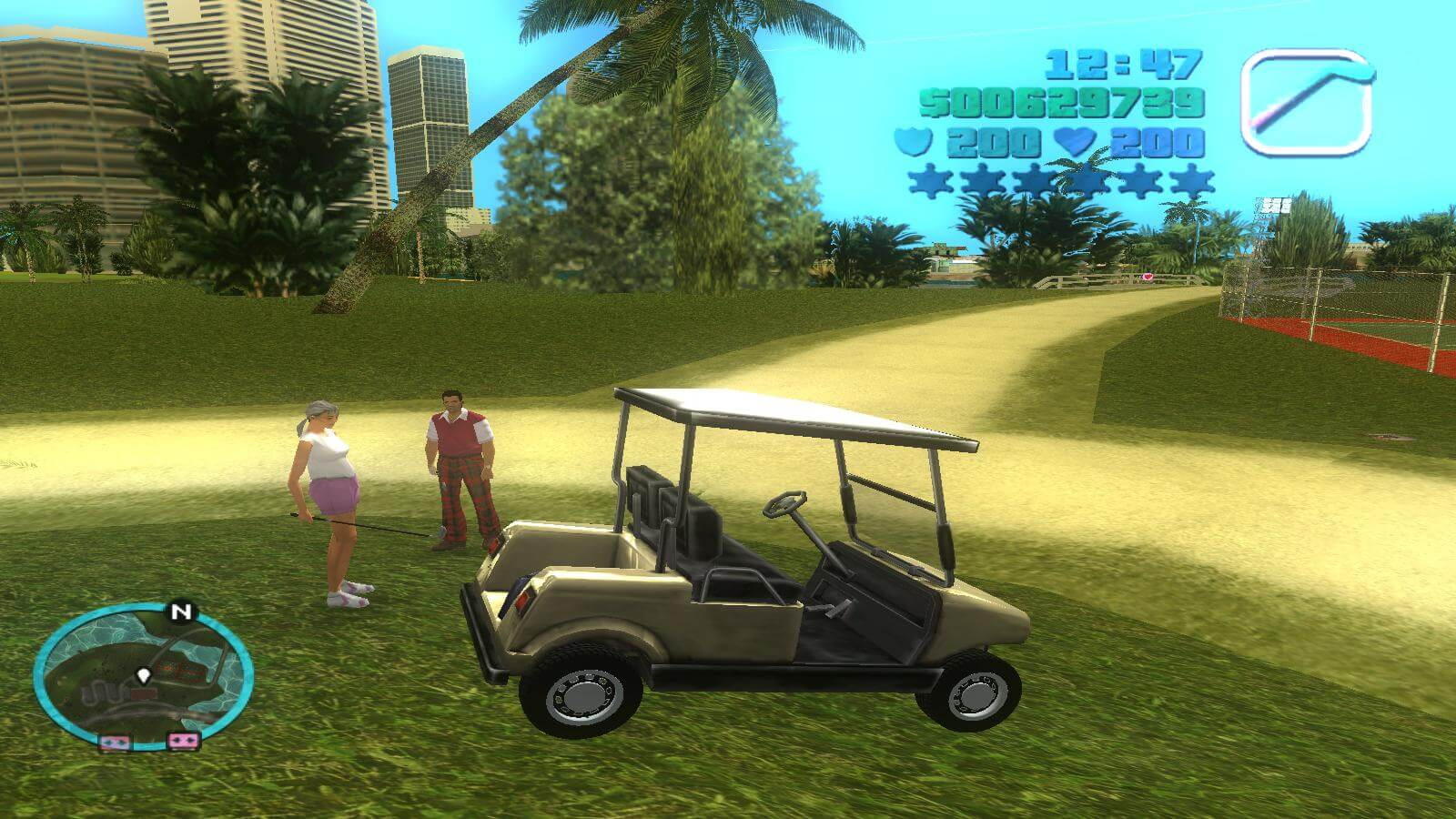 GTA Vice City Modern mod version 1 2 adds new textures and