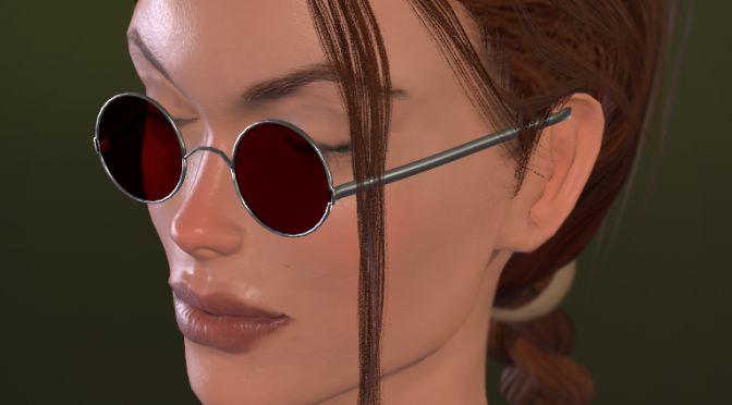 Tomb Raider 3 fan remake in Unity Engine – Here is the in-game 3D model of Lara Croft