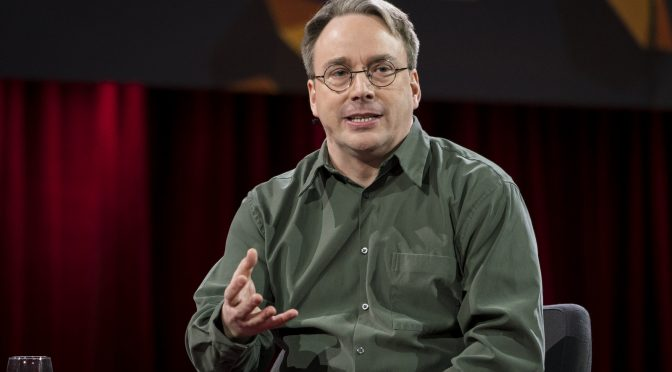 """Linux creator Linus Torvalds calls Intel's Spectre & Meltdown fixes """"complete & utter carbage"""""""