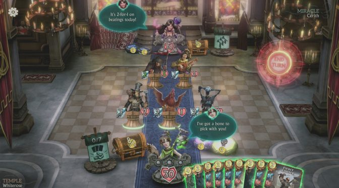 Fable Fortune leaves Early Access and fully releases later this month