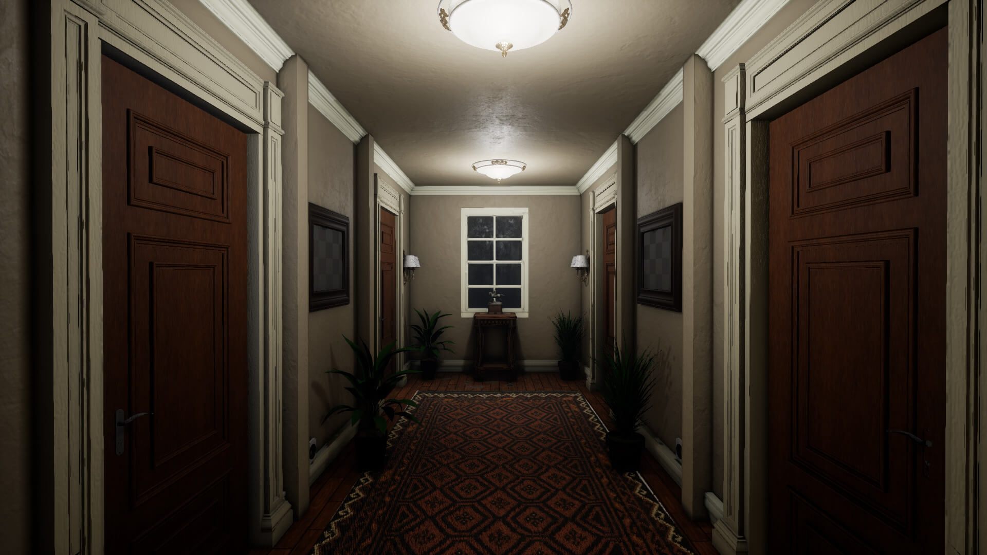 Forbidden Forgiveness is a new Unreal Engine 4-powered psychological