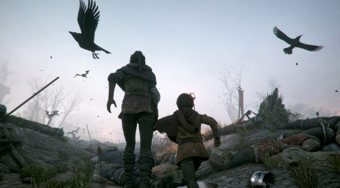 A Plague Tale: Innocence free trial/demo is now available for download on Steam