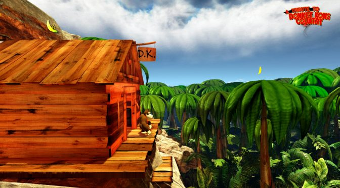 Someone has made an unofficial fan Unreal Engine Donkey Kong Country game and is available for download