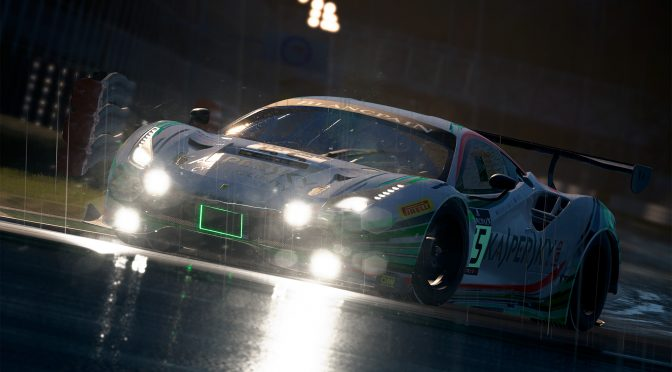 First official screenshots for Assetto Corsa Competizione