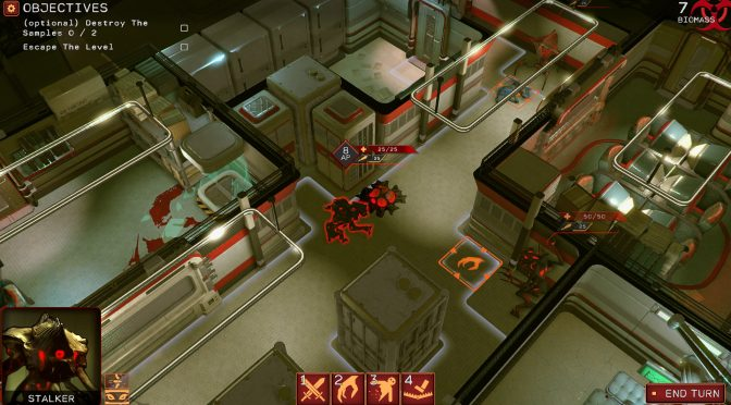 Turn-based strategy game, Attack of the Earthlings, is now available