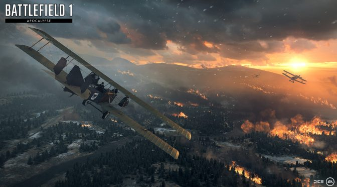 Battlefield 1 Apocalypse Drops Today