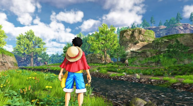 New One Piece World Seeker screenshots showcase environments and characters