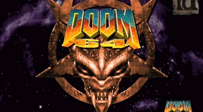 Here are some 4K screenshots from Doom 64 Remaster