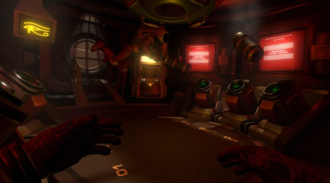 Downward Spiral: Horus Station releases on May 31st