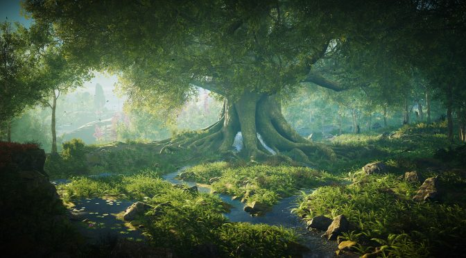 New screenshots and trailer for upcoming first-person open-world exploration game, Eastshade