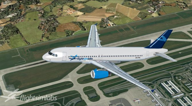 FlightSimLabs has updated the installer for A320-X v232