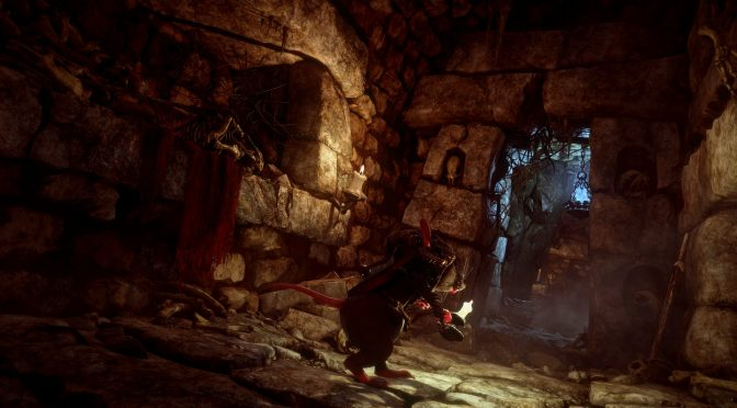 Ghost of a Tale receives its biggest update, resolves the vast majority of bugs