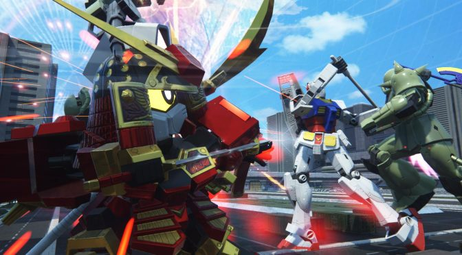 New Gundam Breaker's Release Date Revealed, Coming This Summer