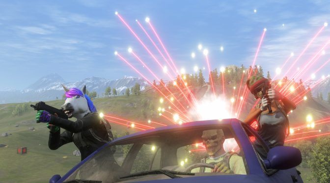 New Car-Based Auto Royale Mode Available Today in H1Z1