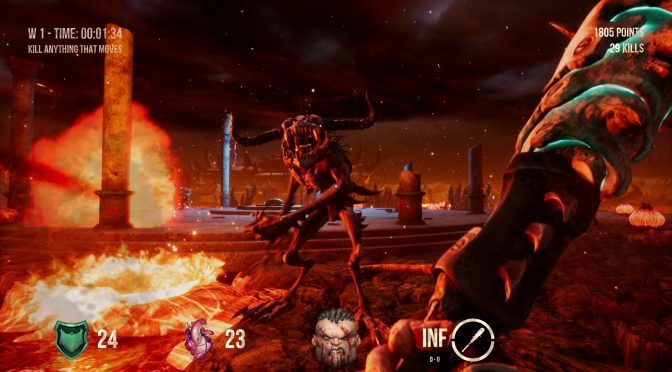 Closed beta testing begins for 90s brutal first-person shooter, Hellbound