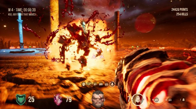 Demo released for Hellbound; new FPS inspired by classics like DOOM, Quake, Duke Nukem 3D and Blood