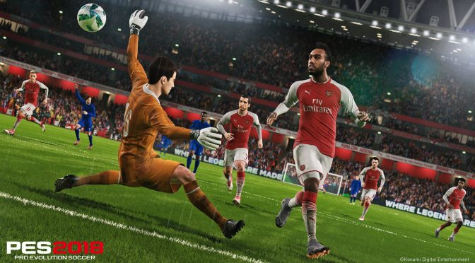 Pro Evolution Soccer 2018 – Data Pack 3.0 is now available to everyone
