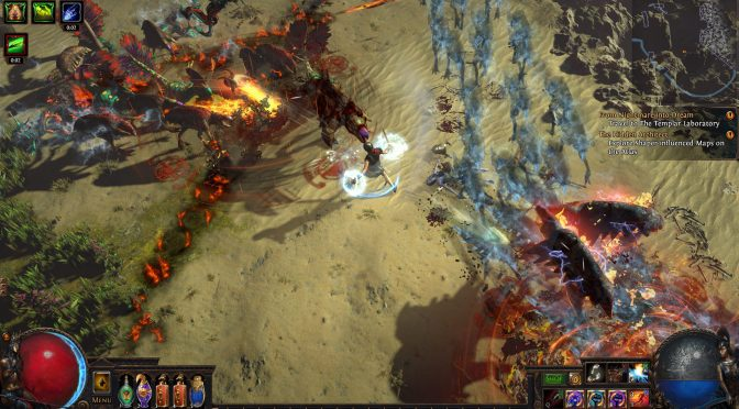 Path of Exile: Bestiary is now available, introduces the Bestiary Challenge League