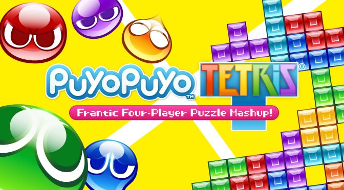 Puyo Puyo Tetris coming to PC this month