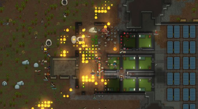 RimWorld has now sold over one million copies