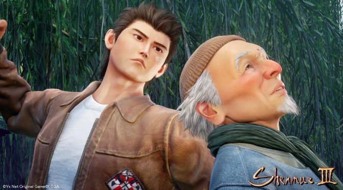 Shenmue 3 has also been delayed to 2019