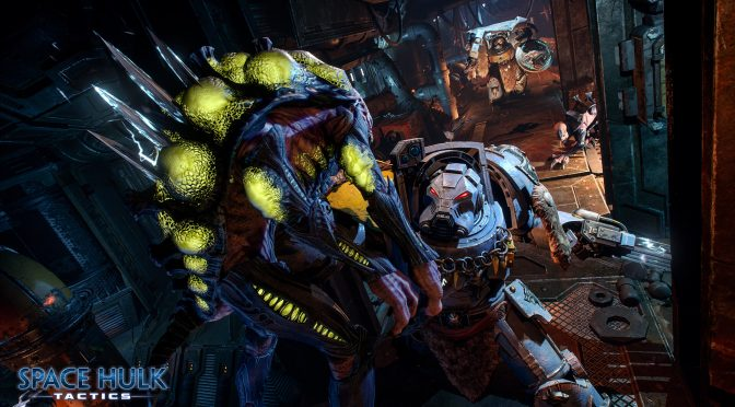 Space Hulk: Tactics will offer gamers an easy to use and powerful Mission Creator tool